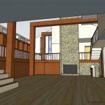 Inside Main Living Area
